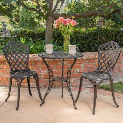 Cast Iron - Patio Dining Furniture - Patio Furniture - The Home Depot