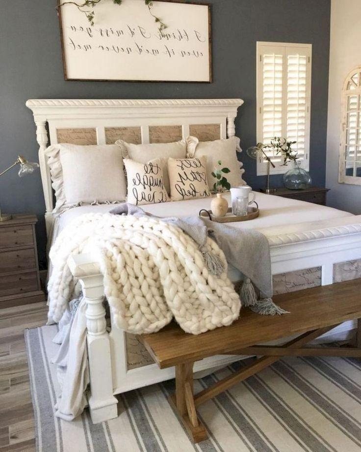 31+ Comfy Master Bedroom Design Ideas to Copy Now