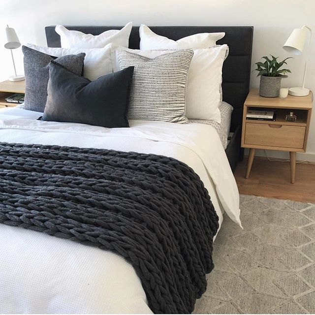 8 Monochrome Bedroom Ideas for Upgrading Your Personal Haven