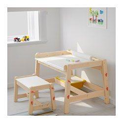 Children's desk FLISAT adjustable