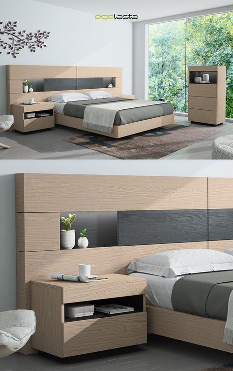 25 Double Bed Design Ideas