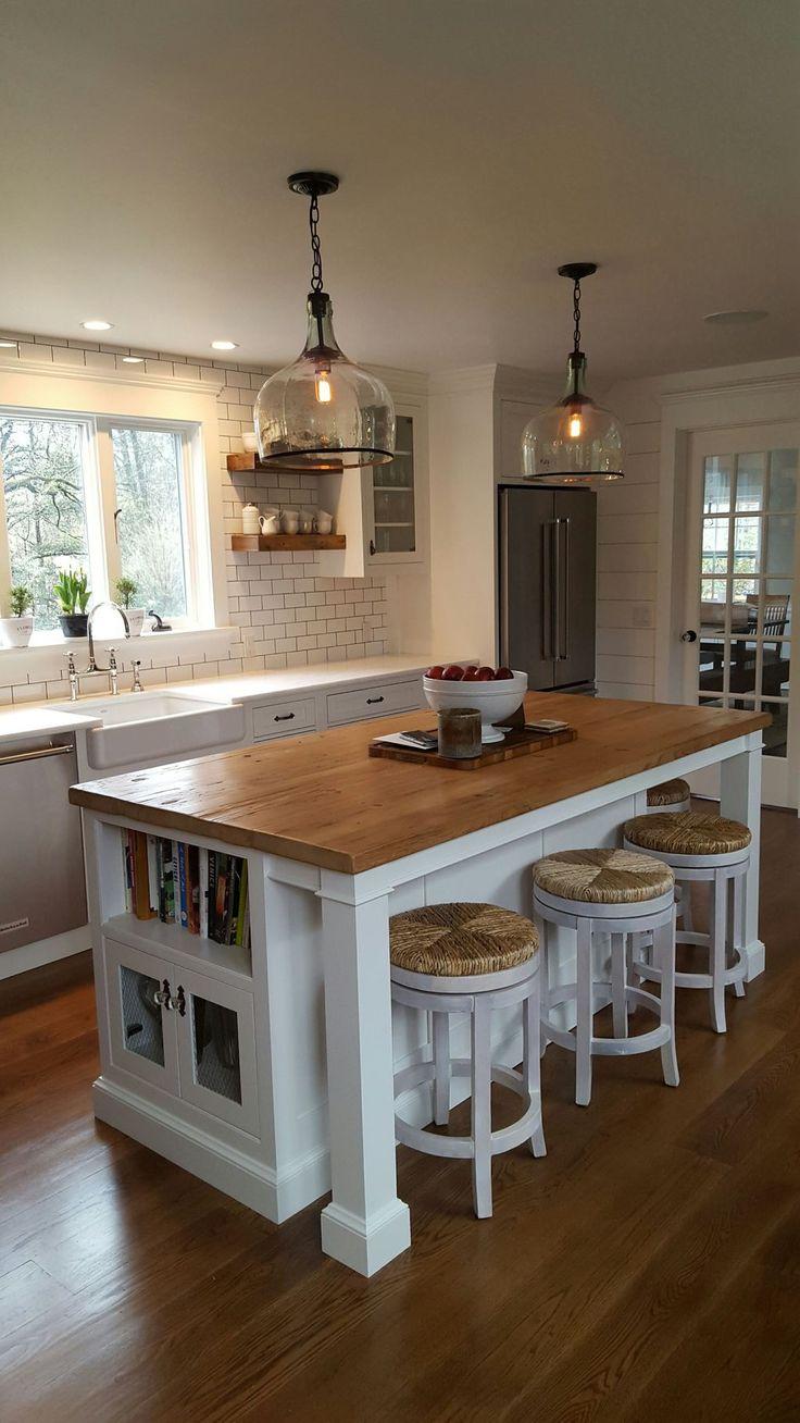 38 Impressive Kitchen Island Design Ideas You Have To Know