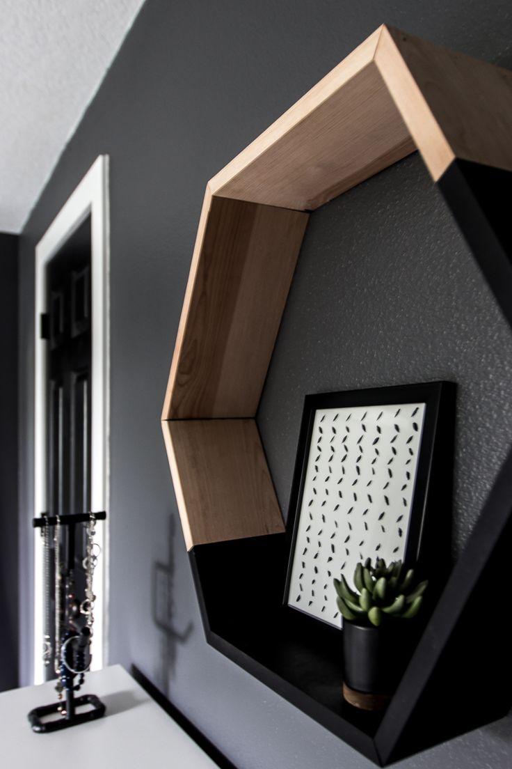 A Monochrome Modern Bedroom Reveal