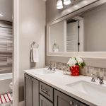 Arranging a basement bathroom