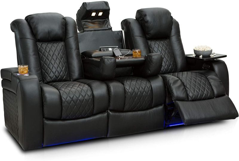 Beautiful Home Theater Recliners in Beautiful Style
