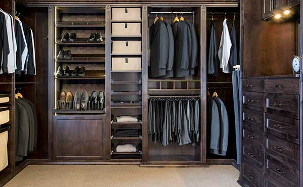 Best Closet Systems For Men