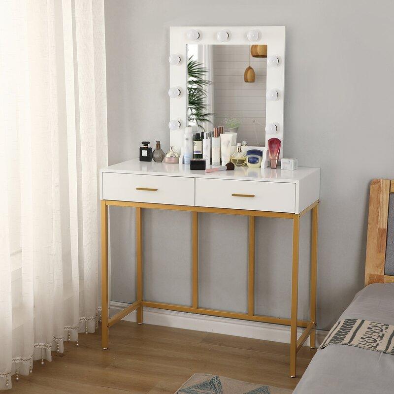 Characteristics Of Lighted Vanity Table