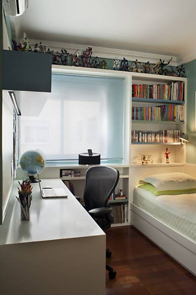 √ 26 Small Bedroom Ideas for Couples, Teenage Girl & Boy on a Budget