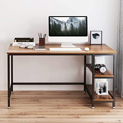 Convenient computer desks for home office