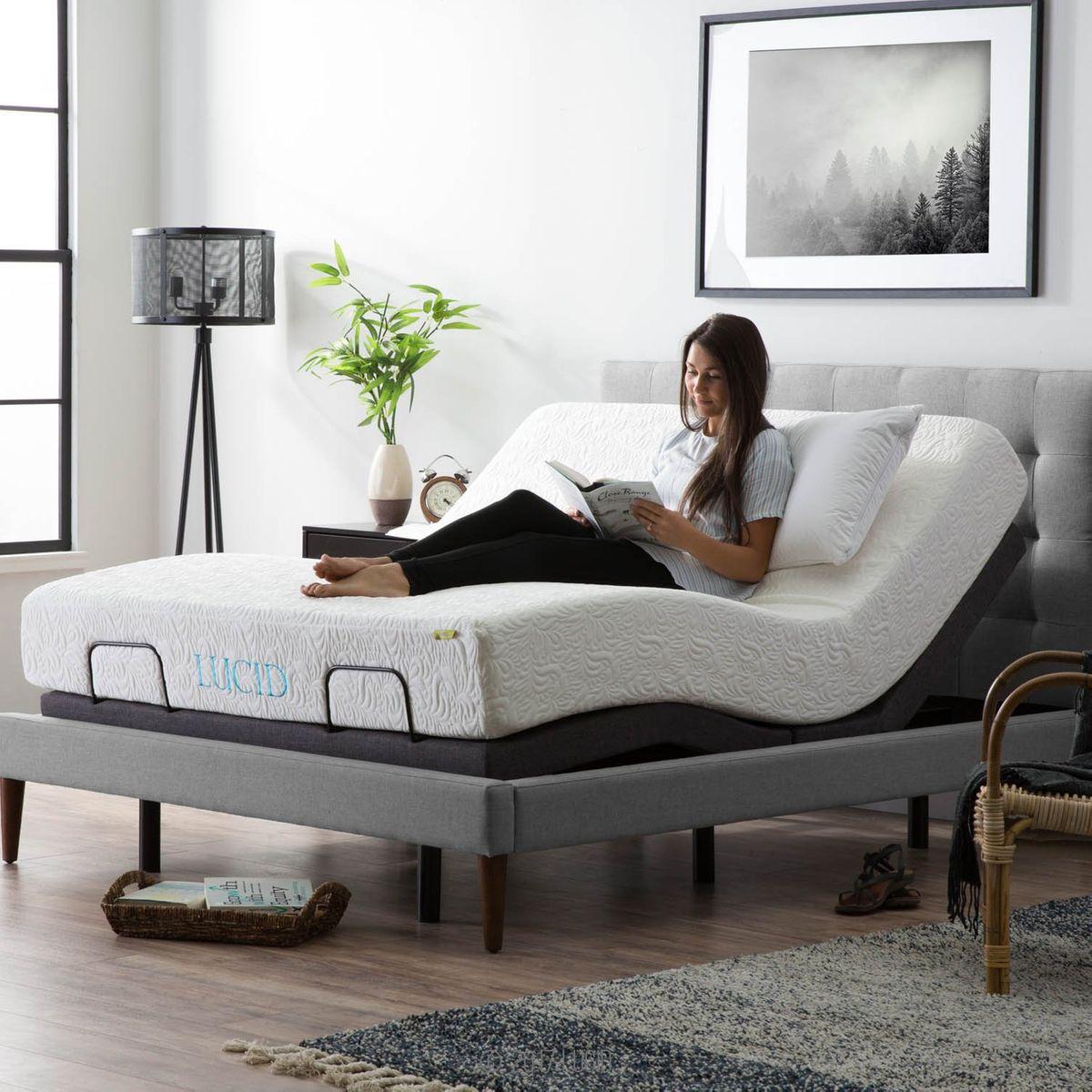King Adjustable Bed Designs