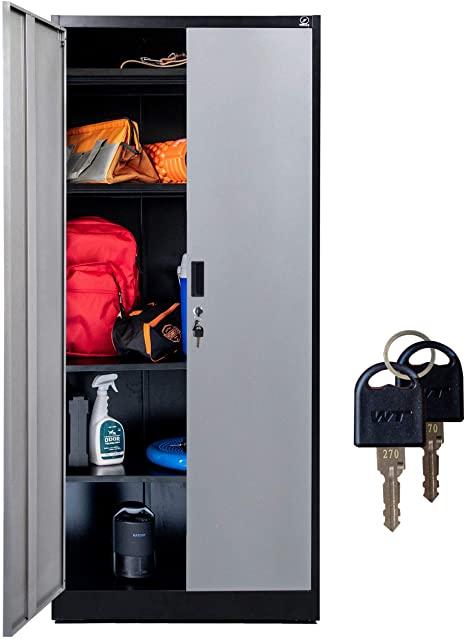 Lockable Metal Storage Cabinets