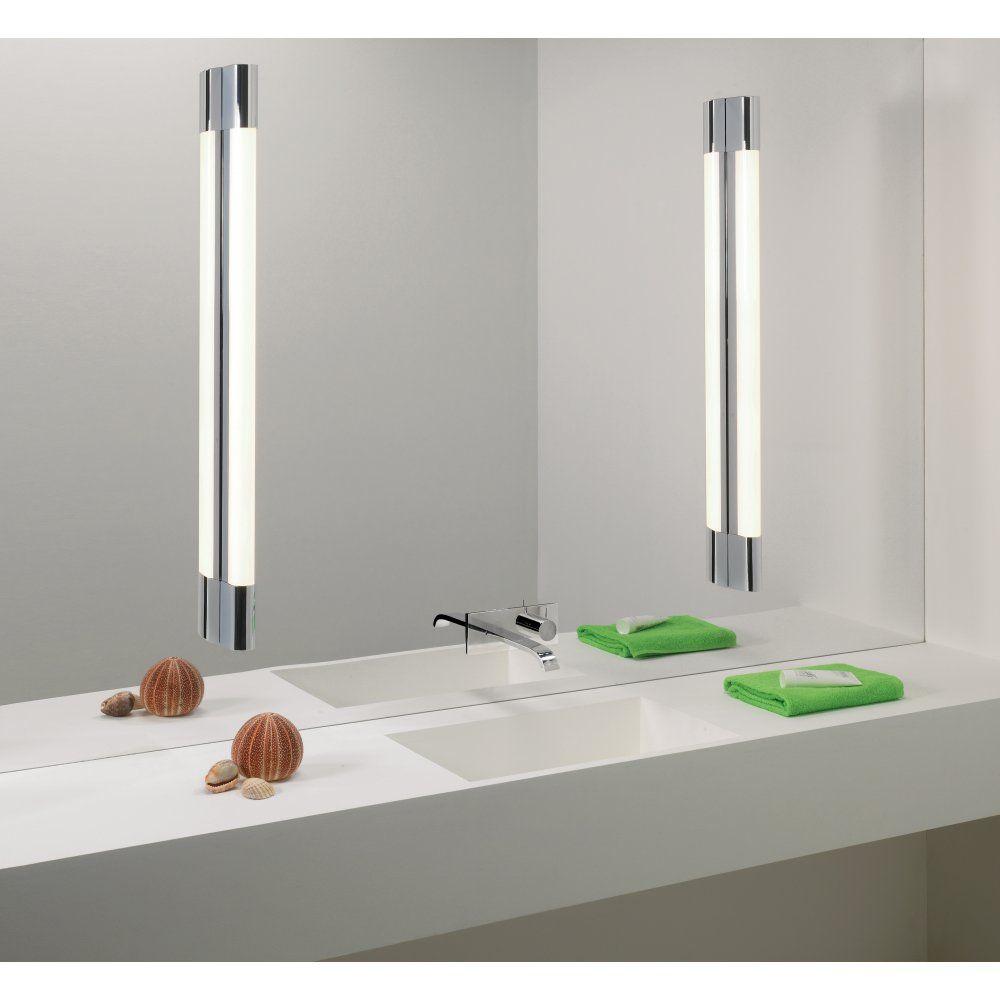 Modern Bathroom Mirrors with Light Design