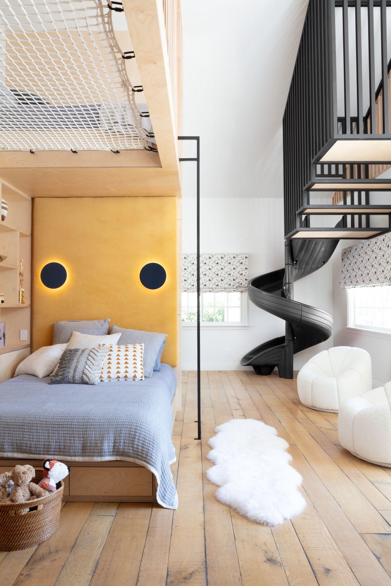 Several useful boys bedroom ideas