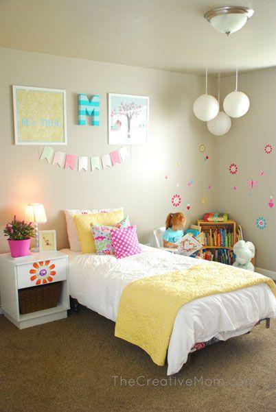 Simple Girls Bedroom Furniture Ideas