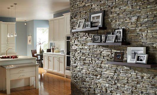 Stone Interior Walls Design Ideas