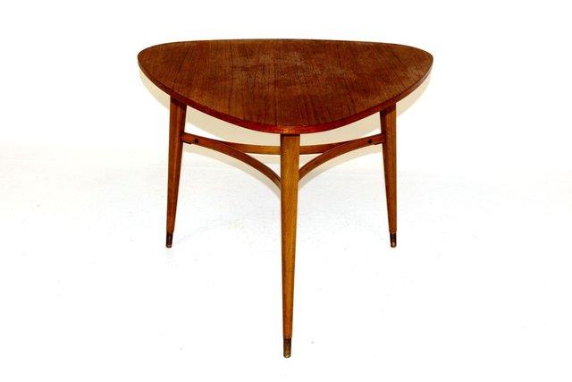Teak Side Table Design